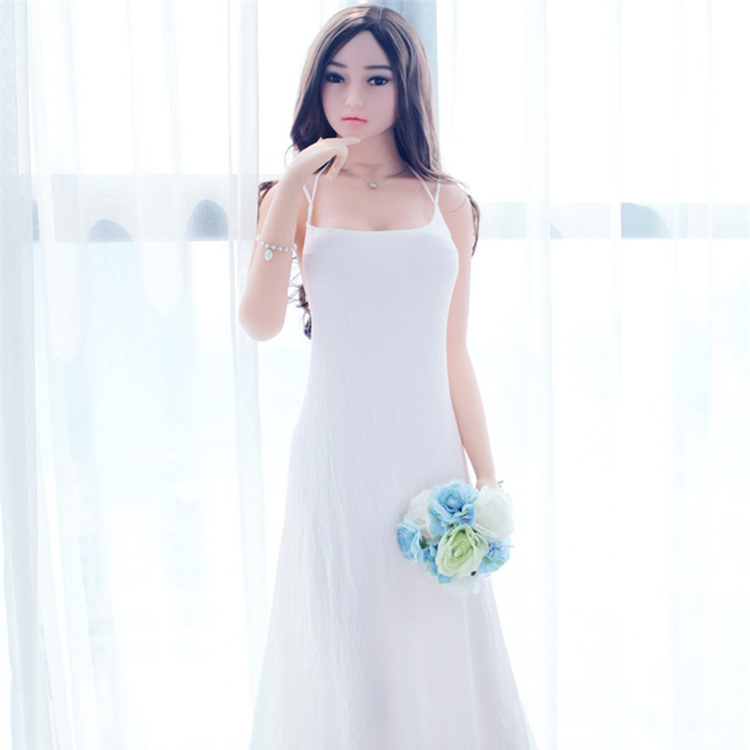 165cm height A Goddess slim body full size silicone sex doll