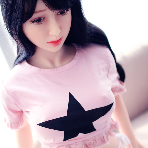 140cm Japanese Hot Selling Full Body Silicone Sex Doll Mini Love Doll
