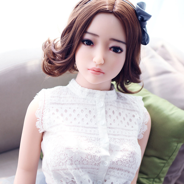 140 cm sex dolls TPE silicone real oral real silicone doll vaginal sex toy version flat chested sex dolls toys