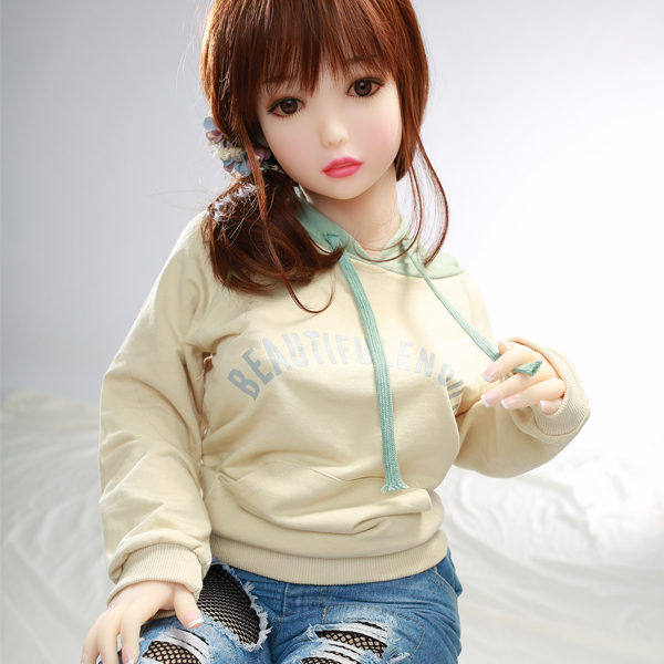 130cm japan young girl silicon sex dolls Oral vagina small breast Realistic Real SEX DOLL for man